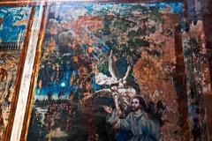 Mural at Guadalupe Church