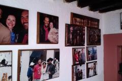 Celebrities at Hotel El Real