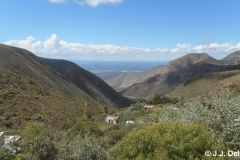 Real de Catorce Mountains