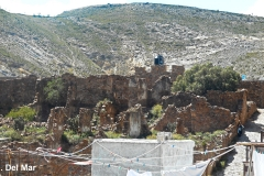 Ruins at Real de Catorce