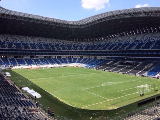 C.F. Monterrey Stadium Opens Today