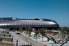 CF Monterrey-Stadium