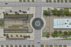 Mcroplaza Master Plan 03 Subway Station