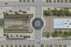 Mcroplaza Master Plan 03 Subway Station