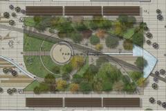 Mcroplaza Master Plan 05 Parque Hundido Park