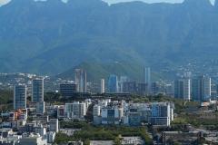 Monterrey Skyline 2015 Campestre San Pedro