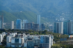 Monterrey Skyline 2015 Levana Chroma