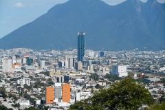 Monterrey Skyline 2015