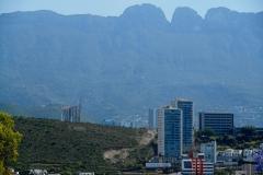 Monterrey Skyline 2015 Saqqara San Pedro