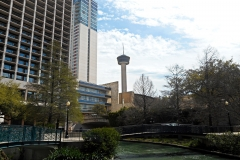 View at the Tower of the Americas