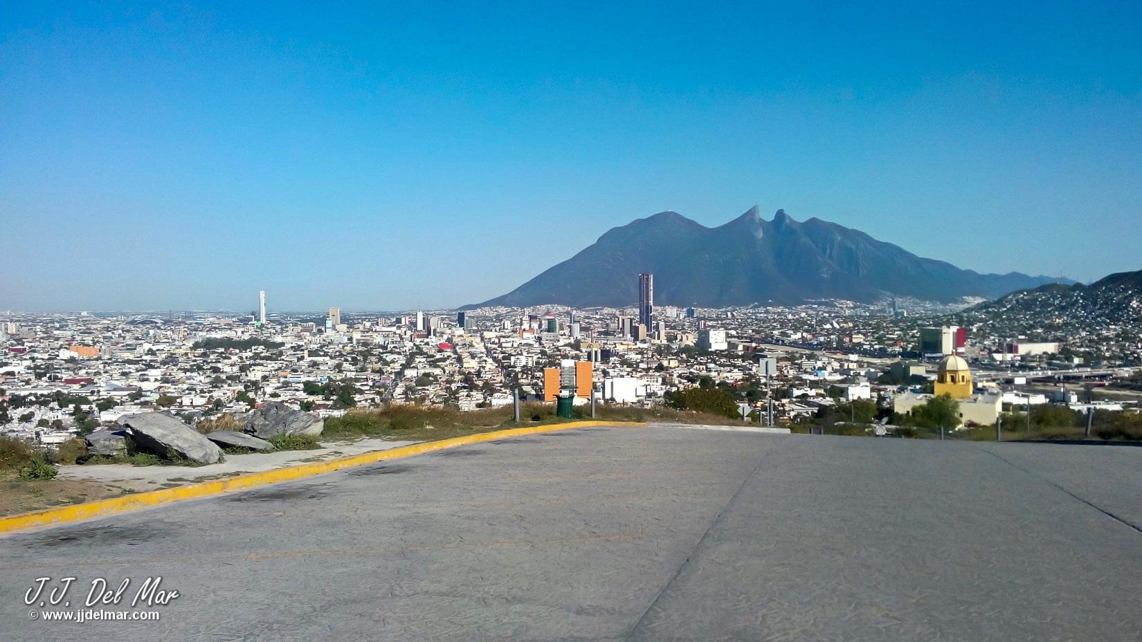 Monterrey Skyline 2014